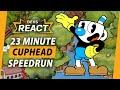 Gambar cover Cuphead Developers React to 23 Minute Speedrun