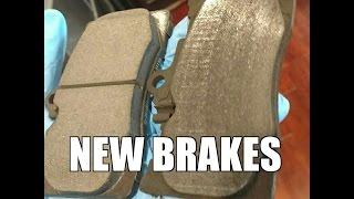 2014 is350 f sport powerstop z23 evolution brake kit install