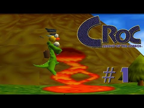 And So the Adventure Begins | Croc: Legend of the Gobbos-1