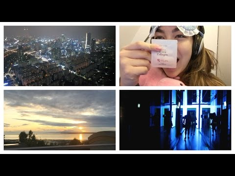 Seoul, bye Asia!, Korean fried chicken, my new home, getting hit on at the gym | Weekly Vlog