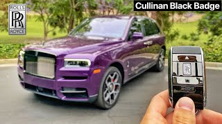 The $400,000 Rolls-Royce Cullinan Black Badge is a Luxurious Bank Vault on Wheels (In-Depth Review)