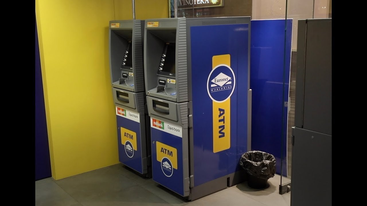 Euronet ATMs and their tricks to get your money - YouTube