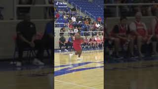 Stupid Black Guy Dribbles And Shoots Basketball And Terribly Fails