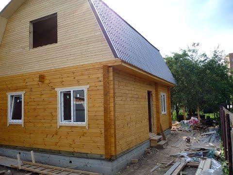Пластиковые окна и двери в деревянный дом