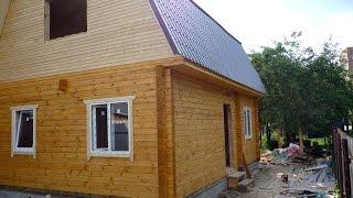 Пластиковые окна и двери в деревянный дом(Установка пластиковых окон и филёнчатых дверей в деревянные дома отличается по технике монтажа. Перед..., 2016-08-19T05:14:40.000Z)