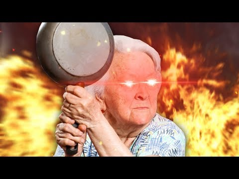 Granny Simulator But Something Is Wrong