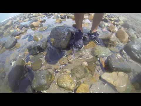 Pescando un Tramboyo en Huanchaco