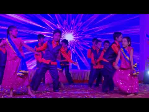 Ramuloo Ramula Dance Performance by Grade II (Champapet Branch)