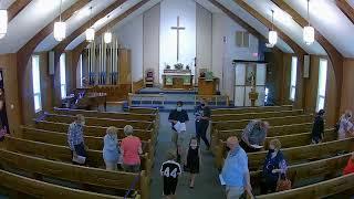 3rd Sunday after Pentecost - June 13, 2021 worship