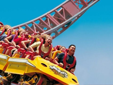(Discovery Channel) Amusement Parks: The Pursuit of Fun