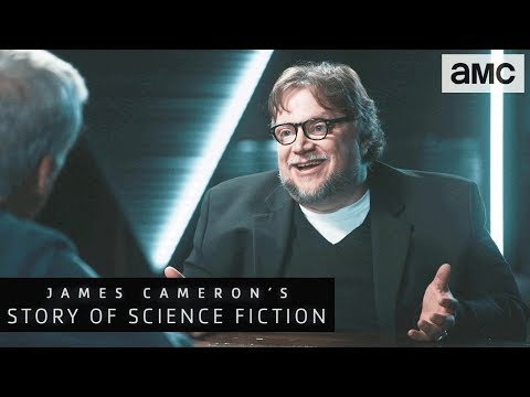 Guillermo Del Toro's Thoughts on Monsters & His UFO Story  James Cameron's Story of Science Fiction