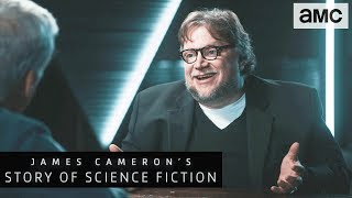 Guillermo Del Toro's Thoughts on Monsters & His UFO Story | James Cameron's Story of Science Fiction