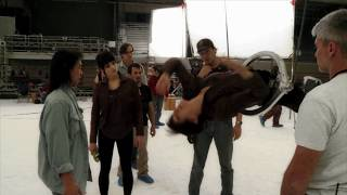 the twilight saga breaking dawn part 2 stunt work