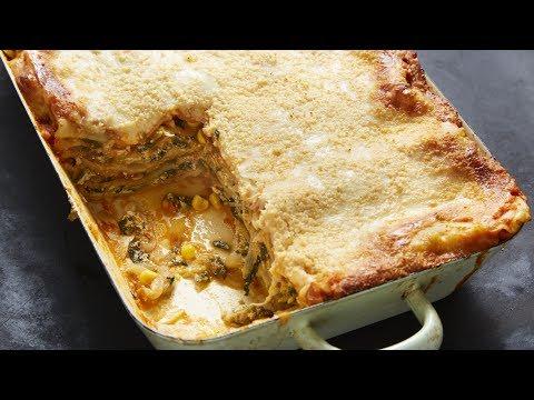 Pati Jinich - Veggie Loaded Mexican Lasagna