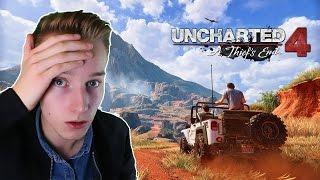 NOWE GTA?! - Uncharted 4 #1
