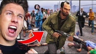 WIR BAUEN EINE BASE! (GTA 5 Zombie Mod)