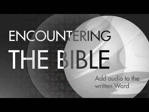 Add Audio to the Written Word