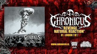 CHRONICUS - REVENGE, NATURAL REACTION [OFFICIAL EP STREAM] (2019) SW EXCLUSIVE