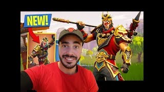 [FR/PC-PS4/LIVE/FACECAM] Fortnite - new skin or not? [DO TA PUB]