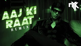 Aaj Ki Raat (Don) - DJ NYK Progressive House Mashup 2019