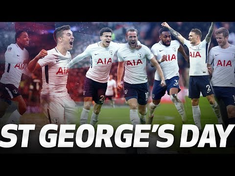 ST GEORGE'S DAY SPURS!