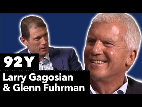 Larry Gagosian in Conversation with Glenn Fuhrman