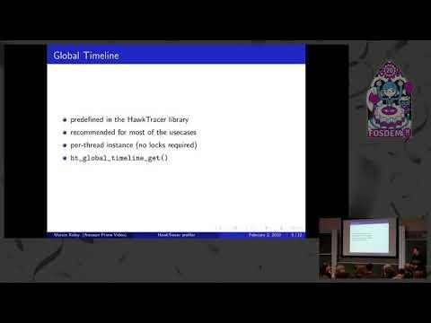 Low-end platform profiling with HawkTracer profiler