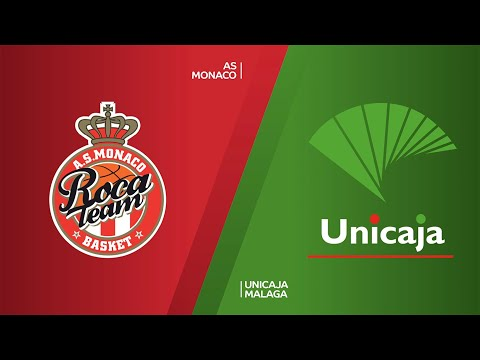 AS Monaco - Unicaja Malaga Highlights | 7DAYS EuroCup, T16 Round 2