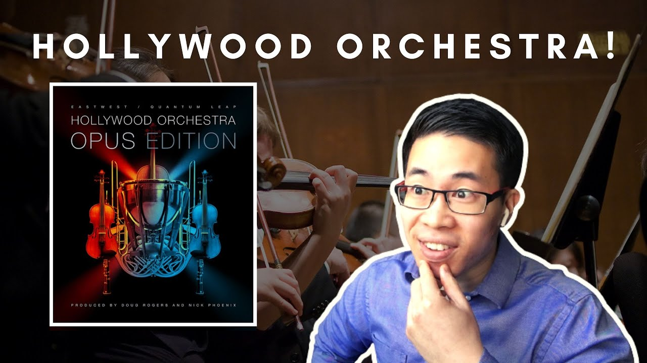 Composer Christopher Siu presents the new Hollywood Orchestra Opus Edition