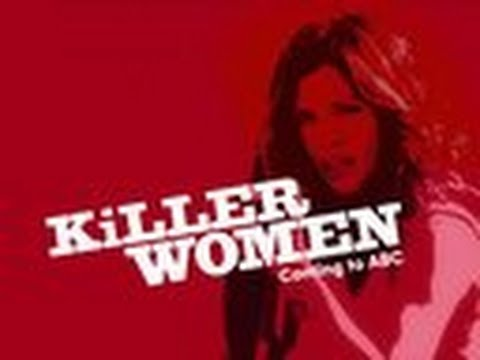 Killer Women-- Official Trailer (ABC 2013)