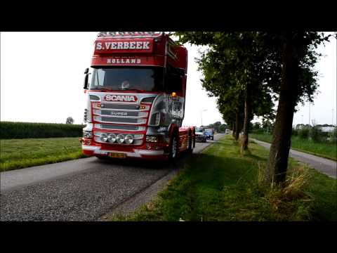 Thumbnail: Best of Scania V8 Sound compilation
