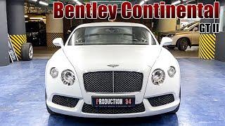 Обзор Bentley Continental GT II поколения
