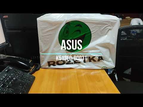 Ноутбук Asus VivoBook 15 K513EQ-BQ031 (90NB0SK2-M00340) Transparent Silver