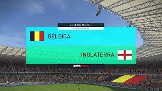 BELGICA X INGLATERRA