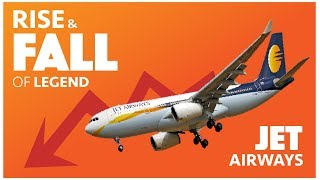 The Rise & Fall of Jet Airways | Indian Stock Market |
