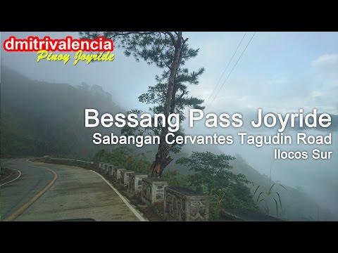 Pinoy Joyride - Bessang Pass (Cervantes Tagudin Road Ilocos Sur) Joyride