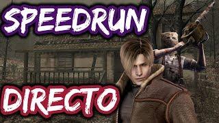 RESIDENT EVIL 4   SPEEDRUN   PROFESIONAL   PS4