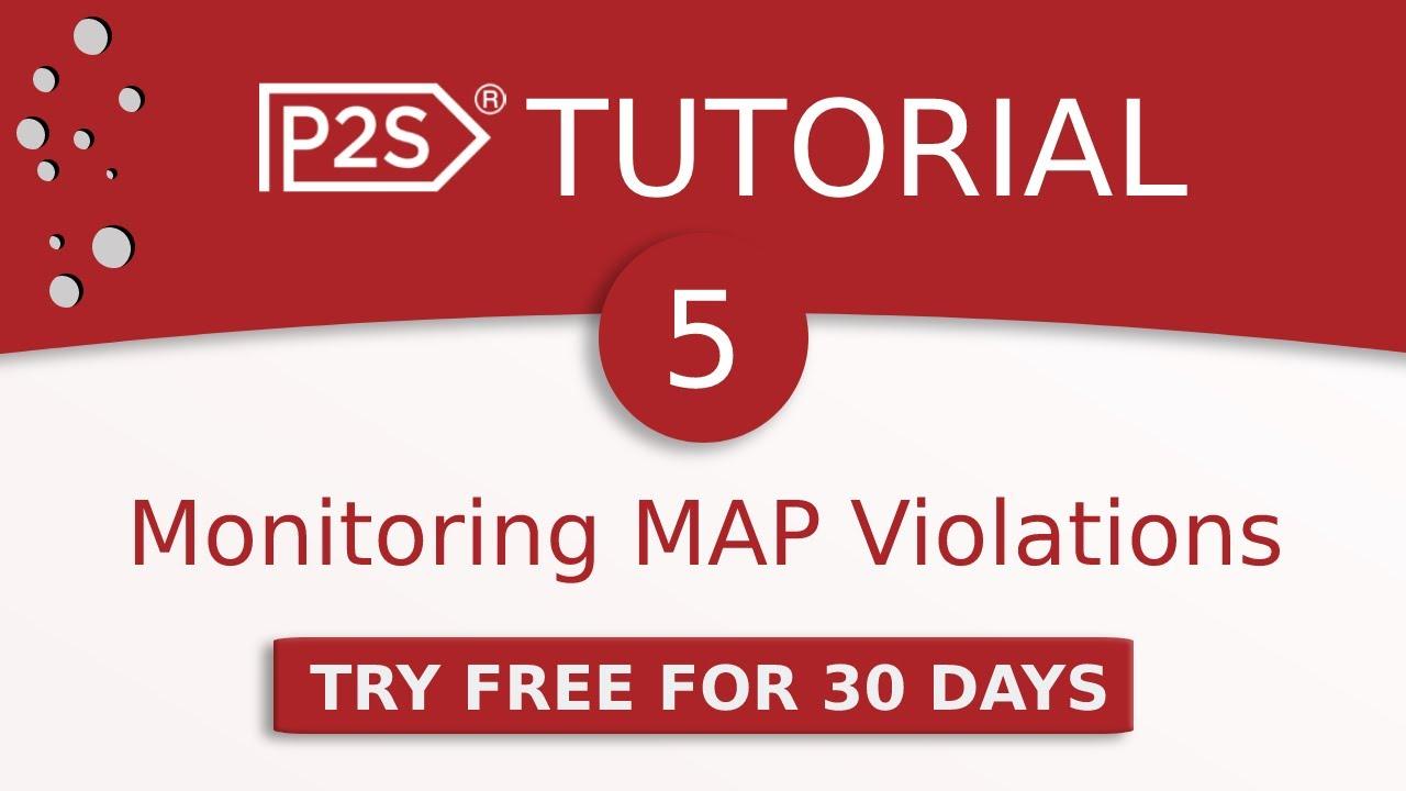 Price2Spy tutorial #5 - monitoring MAP price violation