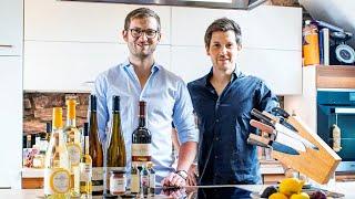 Online Weinprobe – Wein & Genuss mit Wajos & Weingut Oster - Ankündigung