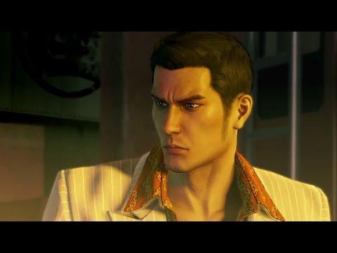 Yakuza Zero - Story Trailer (PS4)
