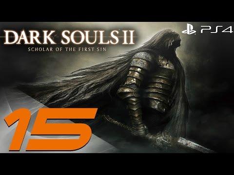 Dark Souls 2 PS4 - 60fps Walkthrough Part 15 - The Gutter