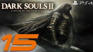 Dark Souls 2 PS4 - 60fps Walkthrough Part 15 - The Gutter