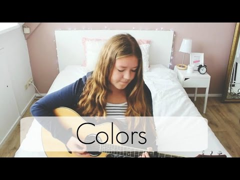 Colors - Halsey Cover
