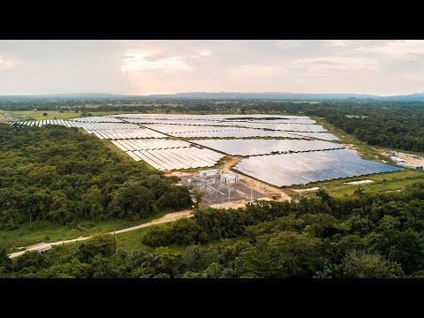Paradise Park - Jamaica's Largest Solar Farm