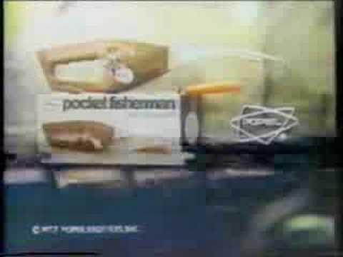 Popeil Pocket Fisherman Commercial