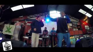 Batalla de Maestros - Clap vs MastaSmoke - Comoencasa Live