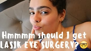 Lasik Eye Surgery Experience Cost Treatment Recovery