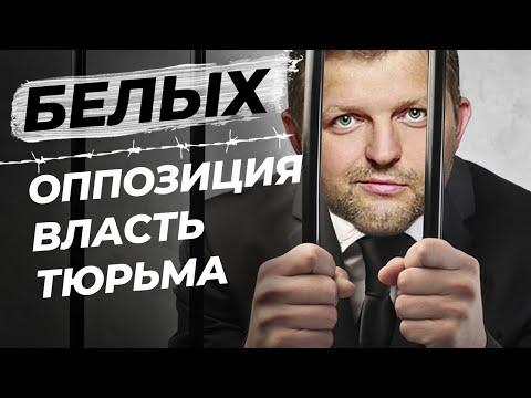 Никита Белых: оппозиционер, губернатор, заключенный