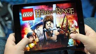 """""""Lego Herr der Ringe"""" für iOS App Review - felixba"""