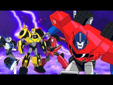 Çizgi film Transformers Türkçe. Gizlenen Robotlar 25